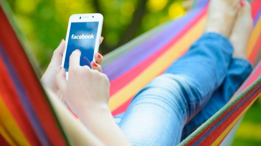 facebook app draining