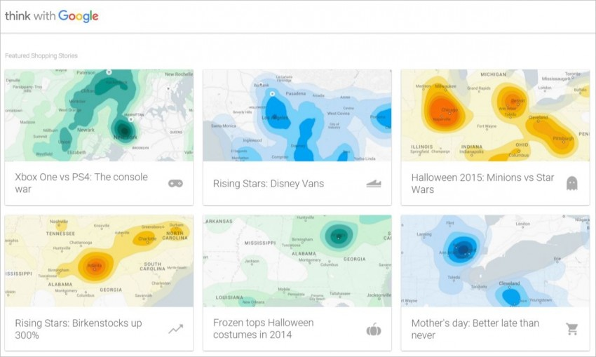 google shopping insights tells you what customers want small