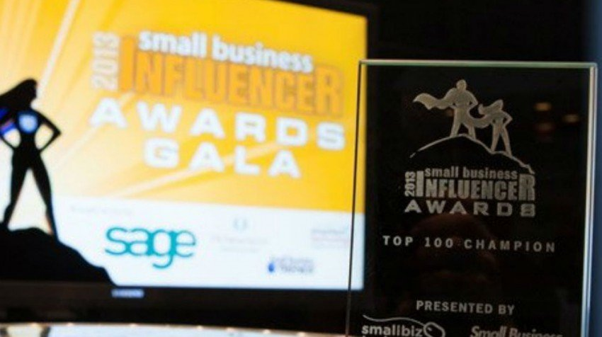 It's Time to Nominate for the Small Business Influencer Awards