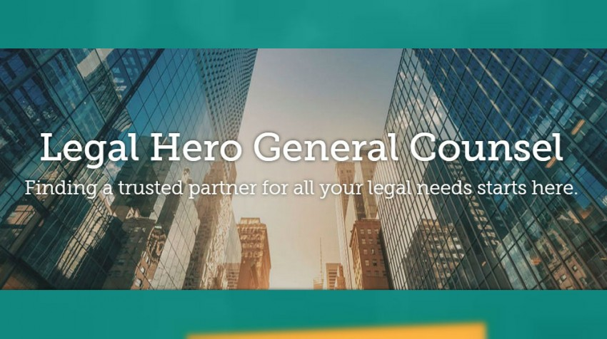 In the News: Legal Heroes, Wix Make Big Announcements
