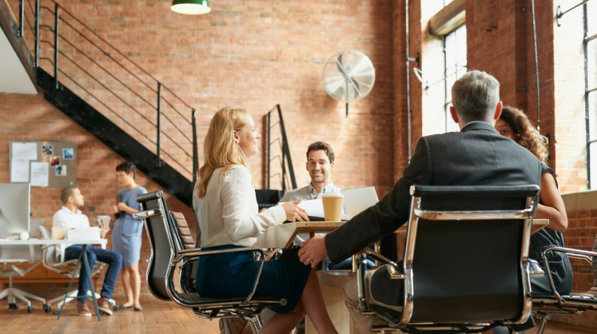 Renting Your First Office Space