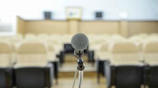speaking in public