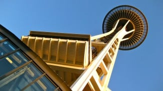 amazon space needle