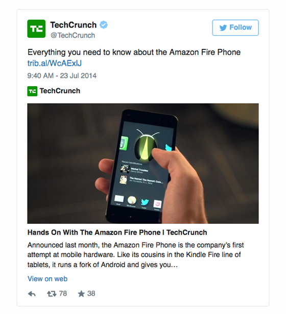 what are Twitter Cards for business