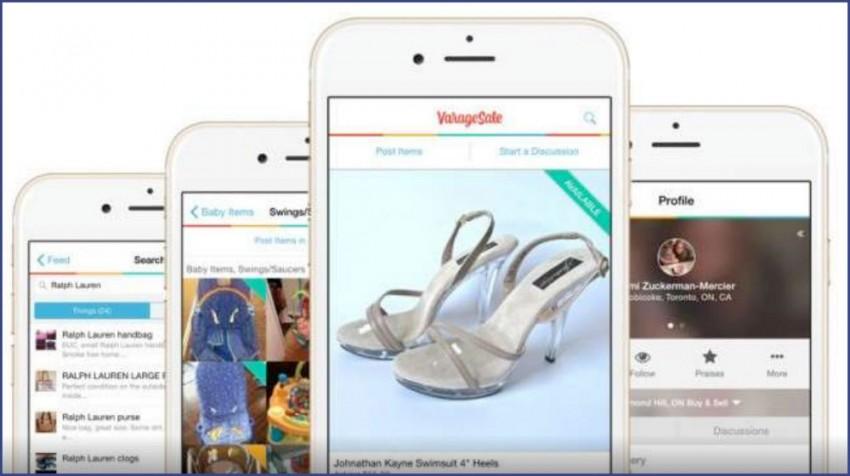 VarageSale App