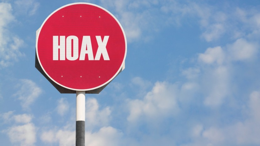 marketing hoax
