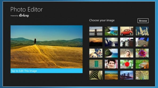 windows photo editor