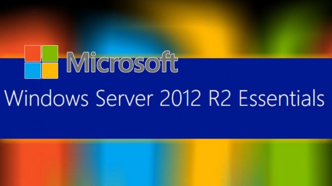 windows server essentials