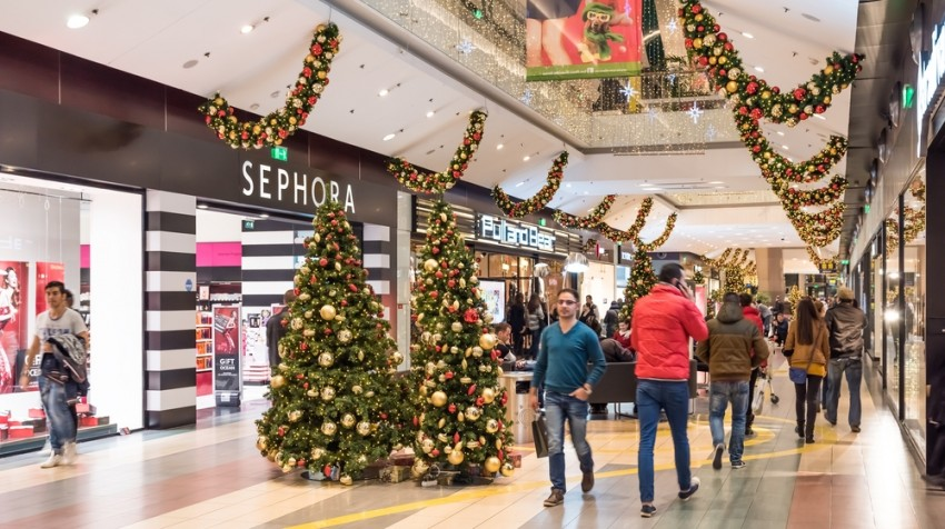 2015 Holiday Sales