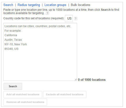 Guide to Geo Targeting