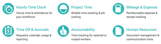 Time and Expense Tracking Apps