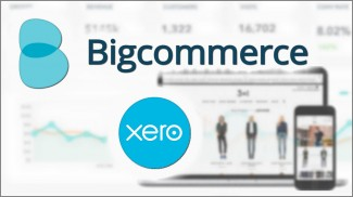 big commerce xero