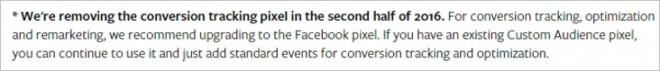 facebook pixel conversion tracking 3