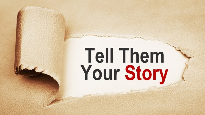 Tell Your Company Story