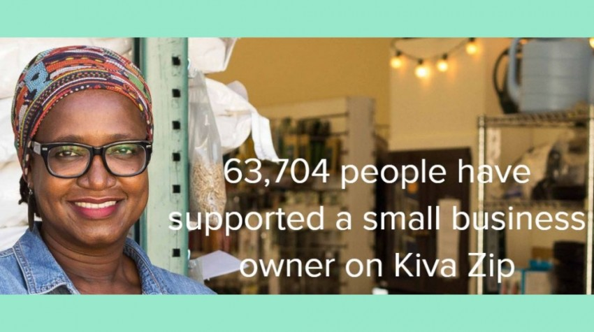 Kiva Zip Peer to Peer Lending