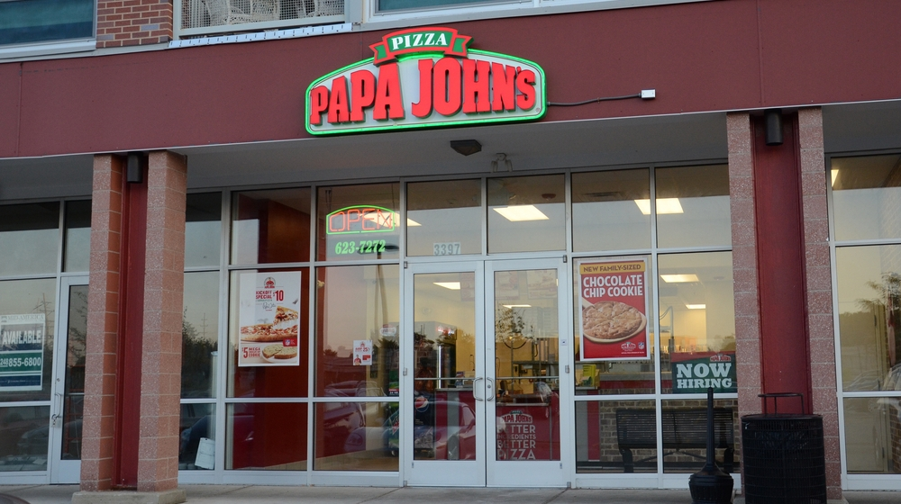 Papa John's Franchise Owner Gets Jail Time for Withholding Pay