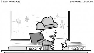 rootin tootin cartoon