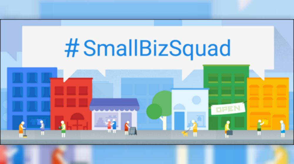 Google and Twitter Team Up with #SmallBizSquad for Business