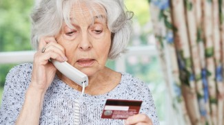 tax telephone scam