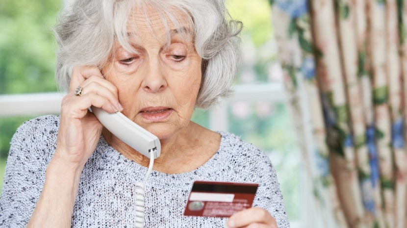 tax telephone scam