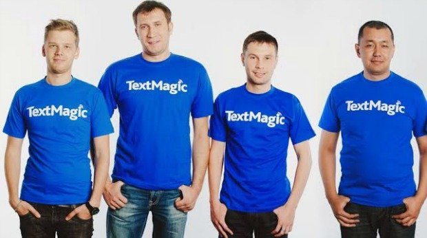 textmagic text messaging service
