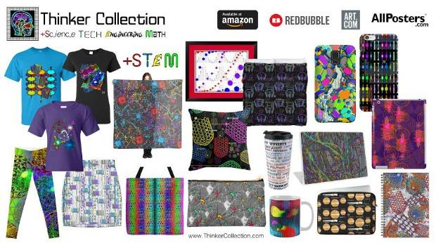 Thinker Collection STEM Design