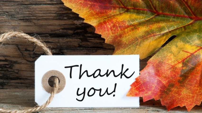 51 Ways to Say Thank You - A Gigantic List (Bookmark It!)