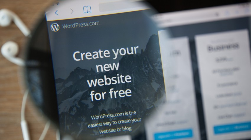 sites on wordpress