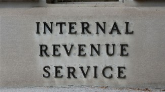 IRS Building letters
