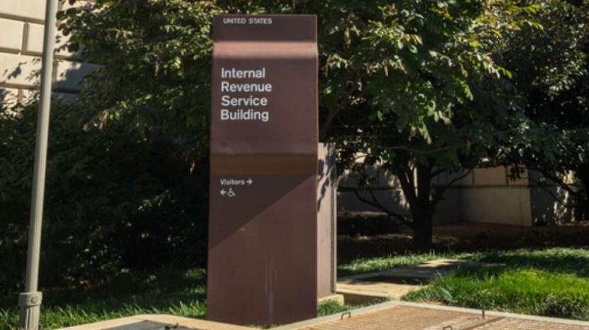 IRS bldg
