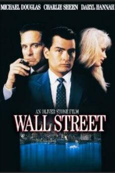 WALL STREET movie