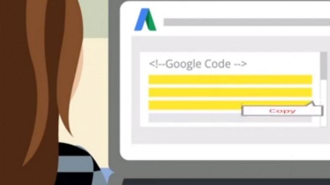 adwords code