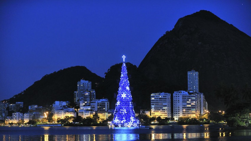 christmas in rio