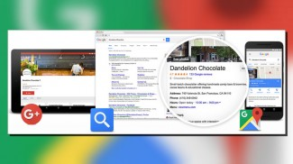 google my business ranking