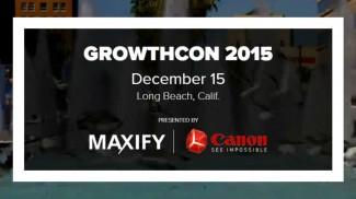 growthcon 15