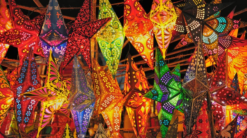 india lanterns