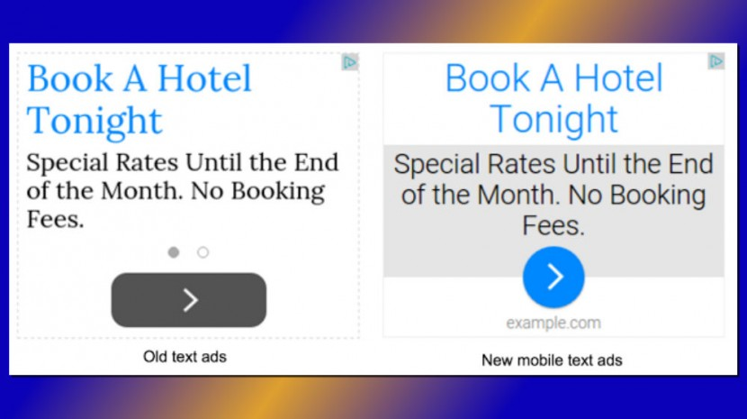 mobile text ads