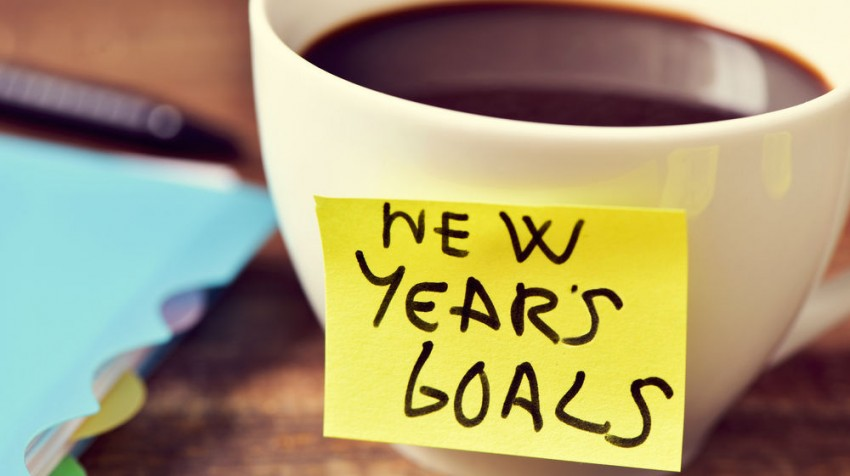 newyears goals