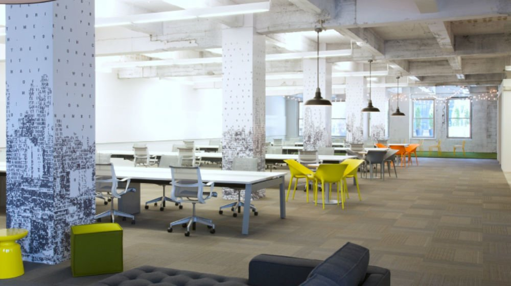 New Ideas For Decorating Your Corporate Office Space On Tablefortwoblog