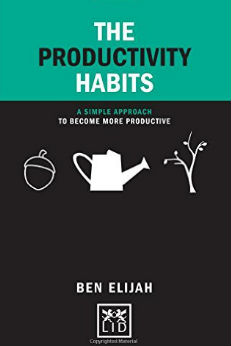 productivity habits book