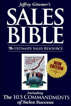 sales bible book
