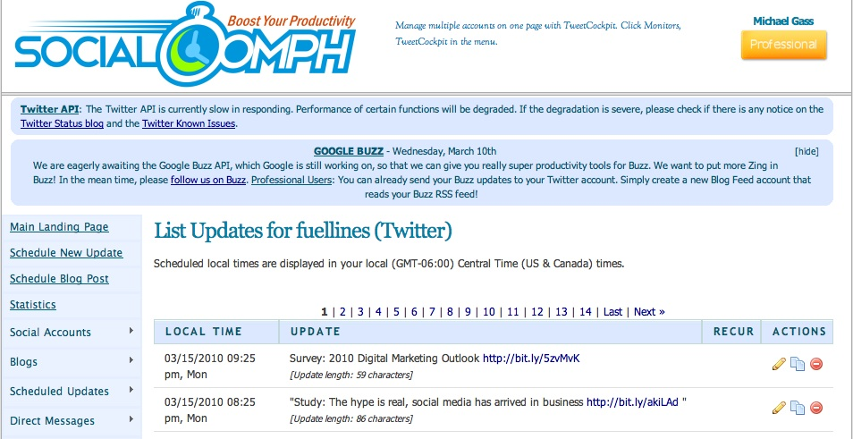 social-oomph-Dashboard