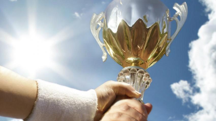 trophy grab