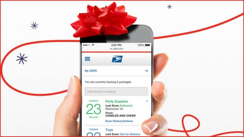 post office deadlines for christmas