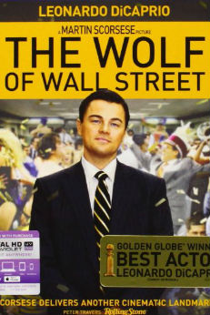 wolf of wall street movie