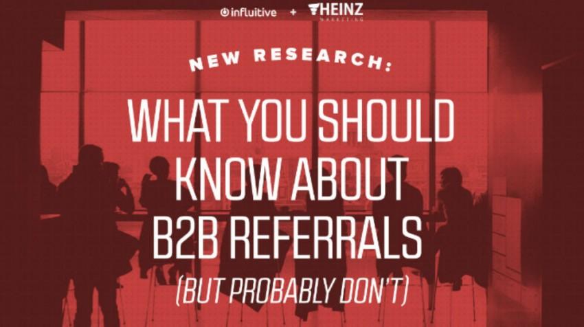 B2B  referrals
