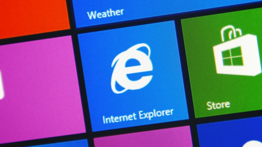 IE Windows