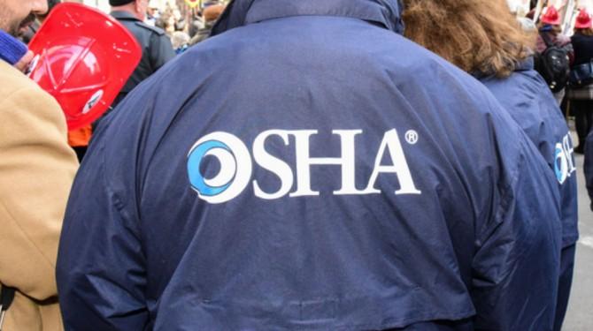 OSHA jacket