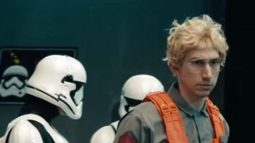 Star Wars spoof