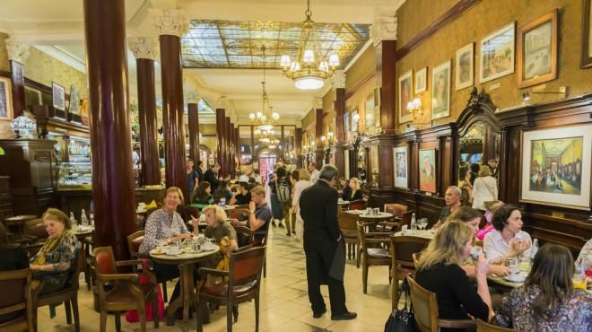 argentine coffee shop